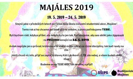 MAJÁLES 2019