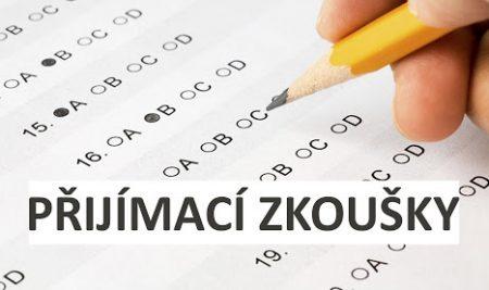 Jednotné přijímací zkoušky 2020